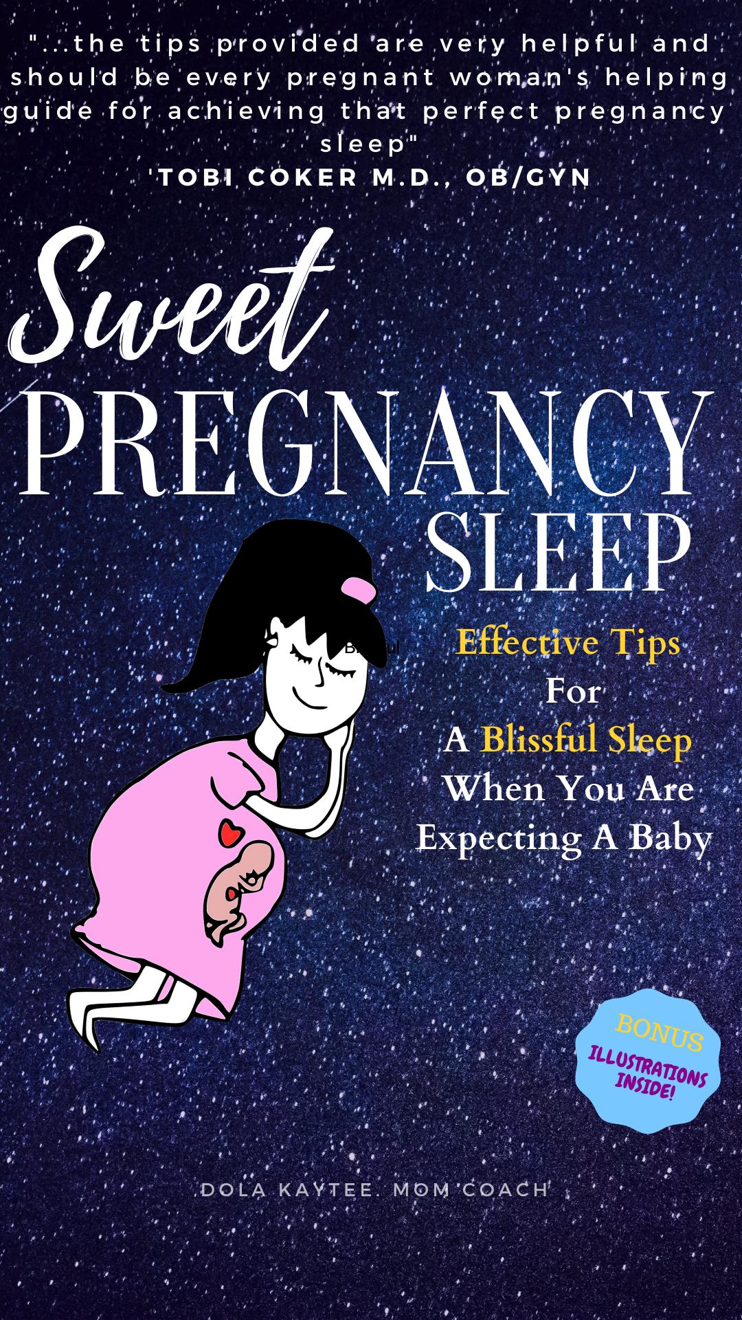 Sweet Pregnancy Sleep