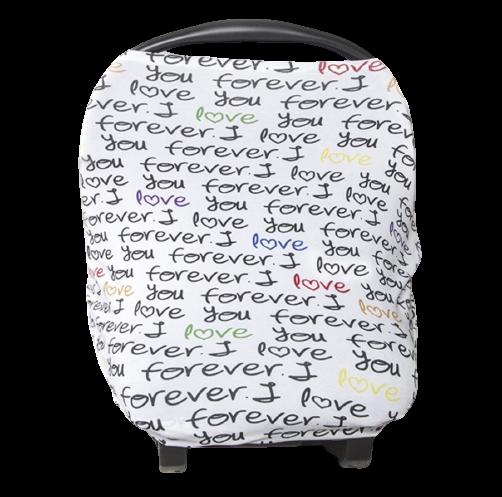 Stretchy Baby Nursing Cover