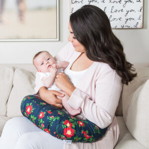 Deluxe Nursing Pillow Breastfeeding