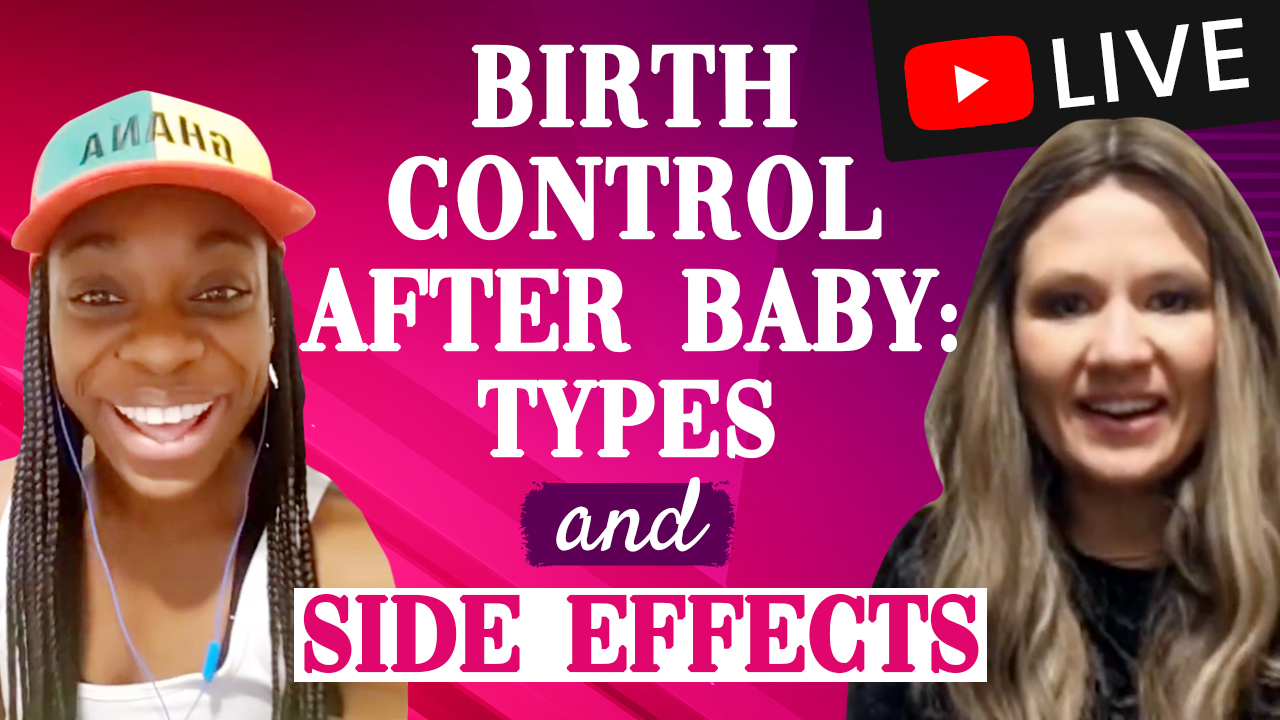 Birth Control After Baby